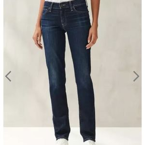 Lucky Brand Sweet'N Straight Jeans Size 27